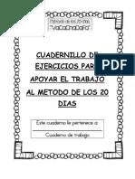 Cuadernillo Metodo 20 Días.