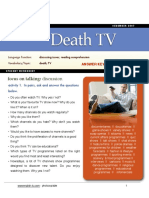 Death of TV - Intermediate - Std_tch