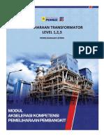 18 H - LIST - TGP - Pemeliharaan Transformator - TGP