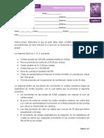 Ejercicio No. 1 Finanzas 3