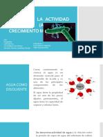 Efecto de La Actividad Del Agua (Aw)-Vol-1 (1)