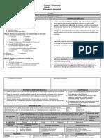 Planeación Trimestral Preescolar - Computación 1 y 2