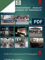 Draf Presentasi Penanggulanagan Gizi BUruk Dan Stunting Di UPT Puskesmas Sindanglaut FIX