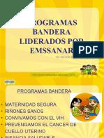 Programas Bandera Liderados Por Emssanar 8