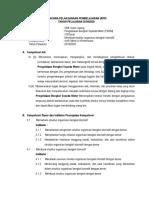 4.1 Membuat Struktur Organisasi Bengkel Otomotif