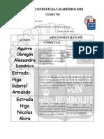 Informe Conductual 2019 Vallejo 2do Bimestre
