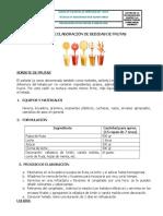 Elaboración de bebidas