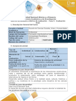 Guìa de Actividades y Rùbrica de Evaluaciòn - Fase 5-Evaluación Final Por POA