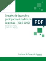Consejos de Desarrollo y la Participación Ciudadana en Guatemala