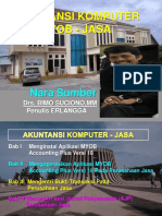 Akuntansi Komputer- MYOB (Jasa - Final)