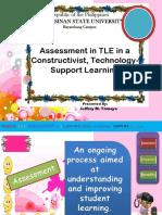 pedagogy in teaching TLE