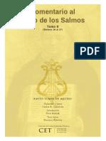 Casanova, Carlos, Comentario Al Libro de Los Salmos. Tomo II, RIL Editores 2016