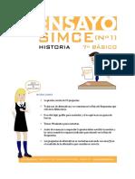 Ensayo1 Simce Historia 7basico 2012
