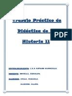 Trabajo Práctico de Didáctica de La Historia II