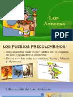 Los Aztecas Tiempo y Sociedad