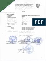 Legislación y Deontología Farmacéutica