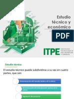 Estudio Técnico y Economino Diana Acosta