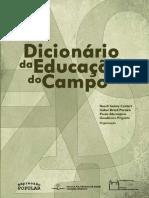 Livro - CALDART et al. Dicionário de Educação do Campo (2012).pdf