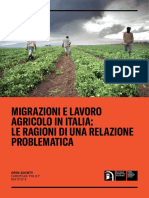 Is Italian Agriculture a Pull Factor for Irregular Migration Report It 20181205