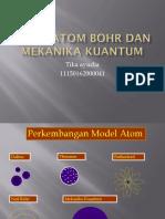 Teori atom bohr dan mekanika kuantum.pptx