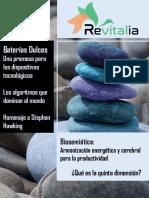 Revista Revitalia 1 Edición