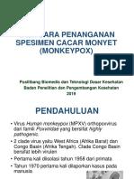 Tata cara penanganan spesimen monkeypox-BATAM.pptx
