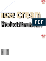 Ice Cream Manufacturing