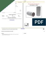 Part Details Filtro Wix 33824