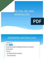 FERTILITAS, KB, DAN MORTALITAS.pptx