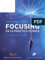 Focusing Practica Clinica AW Cornell Presentacion Desclee