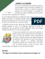 EL ZORRO Y LA CIGÜEÑA FABULA.docx