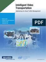 Intelligent Video Transportation 2015