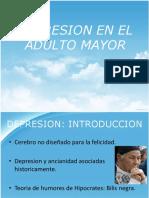 Clase 10 - Depresión en El Adulto Mayor
