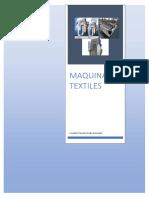 Máquinas para la industria textil