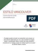 1 Clase 7 Estilo Vancouver (1)