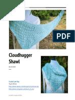 Cloudhugger Shawl