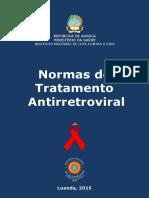Norma de Tratamento Anti-retroviral MInsa