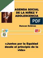 Presentacion Agenda Social