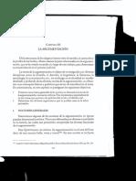 lA ARGUMENTACIÓN - TECNICAS DE ORALIDAD