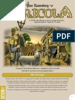 Agricola 2016 Reglamento