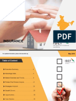 Insurance Report May 2018