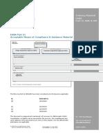 EASA Part21 Subpart F