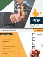 Ecommerce Report Jan 2018