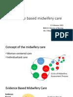 1-Evidence based midwifery care.pdf