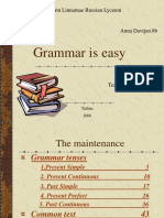 english grammar is easy.ppt