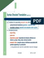 Syntax Dir Trans