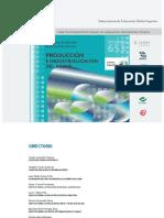 Técnico en Produccion e Industrializacion Del Agave