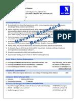 Navafiz Standard Cv Jan 2017