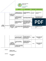 Work Plan in Research 2019 2020