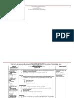 0_proyecto de Evaluación Diagnóstica Del 26 de Agosto Al 6 de Septiembre Del 2019